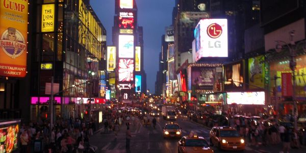 New York at 3:00 O'clock in the Morning - AIDS Awareness - Friendship, Health Issues, Love, Loss, Guinness Book of World Records