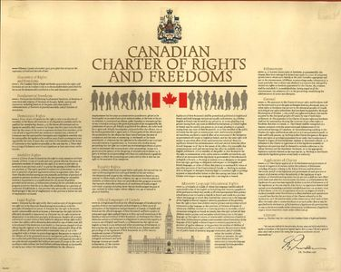 Canada's Charter of Rights and Freedoms.  Law Week 2019