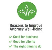 Reasons to improve attorney well-being
