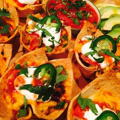 Taco Cups!
