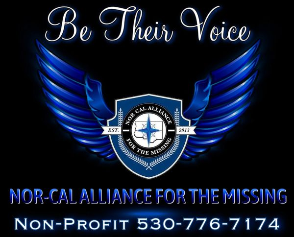 Nor-Cal Alliance For The Missing donate today to support our cause