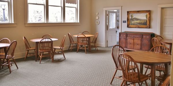 Dining room and Catering Kitchen