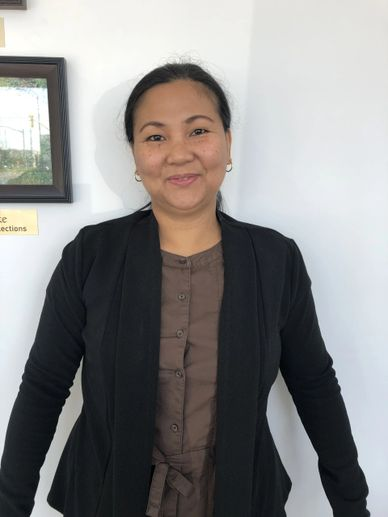 Alma recently graduated from business magment in 2019. Hired on with Nunniyer Business after her int