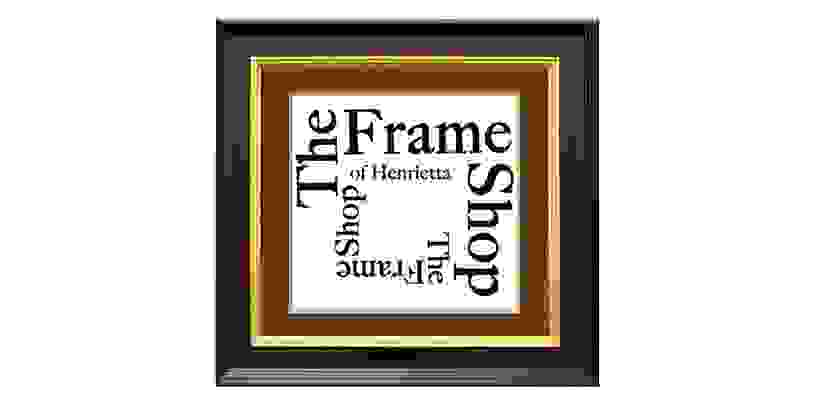 ROC Photographic Printing Frame Shop Logo