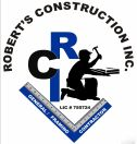 Robert's Construction INC.