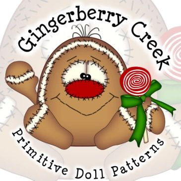 Gingerberry Creek Logo