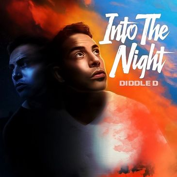 "Diddle D - ""Into The Night"" Album Cover #NewMusic #IntoTheNight"