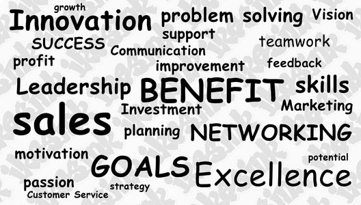 business marketing benefit skills sales goal Ikesink networking my aims teamwork communication