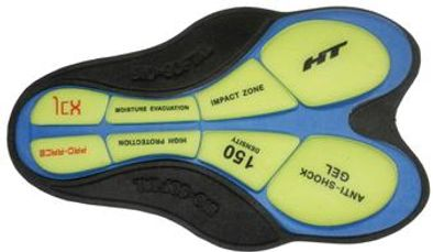 bicycle race gell pad