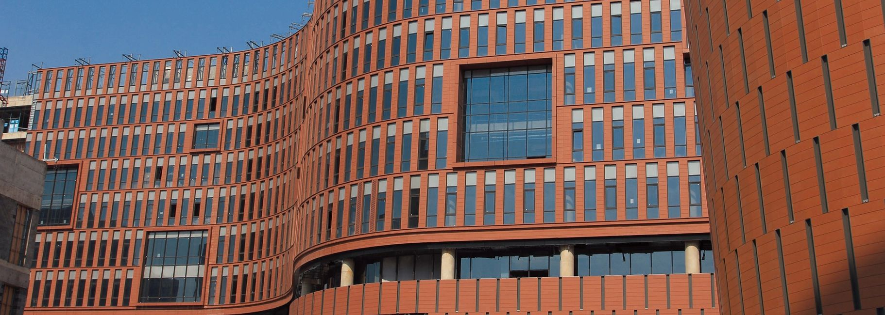 Terracotta Rainscreen Panels, Rainscreen Cladding System | China Leiyuan