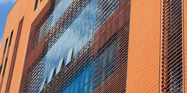 Terracotta Louvers Manufacturer, Terracotta Baguette System | China Leiyuan