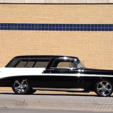1955 Nomad will be for sale