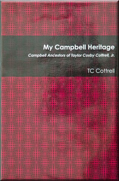My Campbell Heritage Book Cover