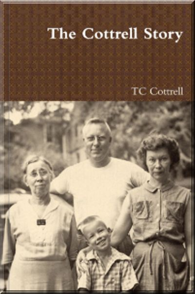 The Cottrell Story Book Cover