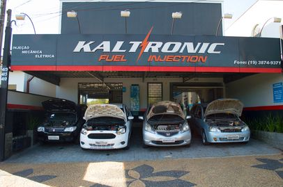 Oficina Kaltronic Fuel Injection