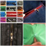 Leather alterations, zipper Replacement, tailor, leather repair