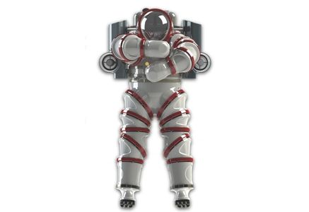 Newtsuit atmospheric diving system (ADS) Exosuit