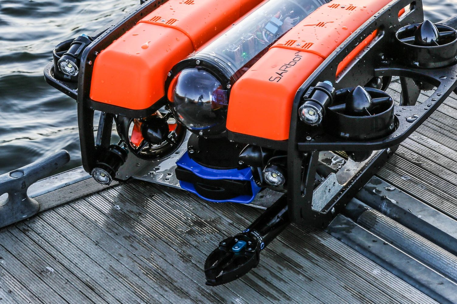 search and recovery rov