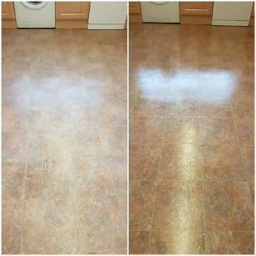 karndean and amtico cleaning and restoration