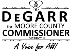 DeGarr for Moore