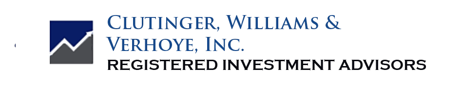 Clutinger, Williams & Verhoye, Inc.  - Investment Advisors