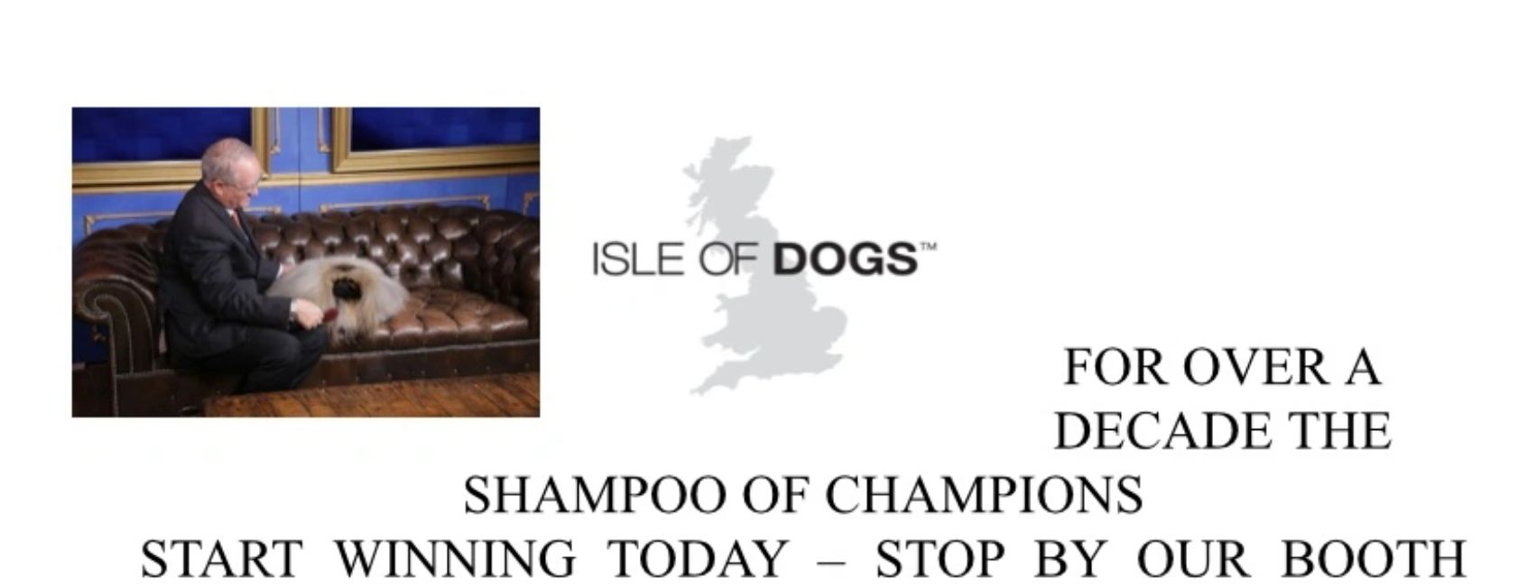 Isle of Dogs grooming products