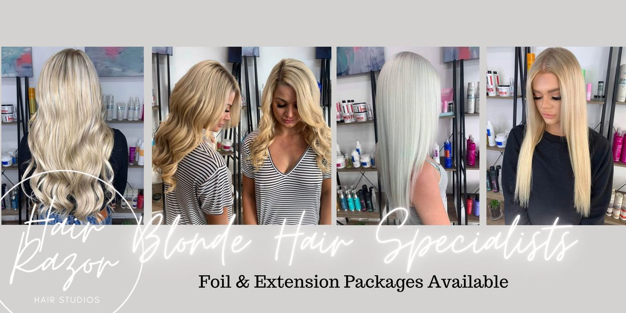 Blonde Hair Frankston, Hair Extensions Frankston, Hair extension specialists Melbourne, Specialists