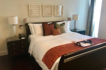 Raffles Residences Makati CBD 2 bedroom raffles program