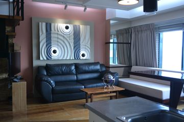 One Rockwell East Rockwell Center 2 bedroom unit fully furnished with balcony