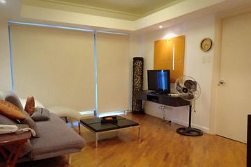 Joya North Tower Rockwell Center 1 bedroom unit fully furnished view of Proscenium