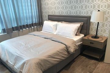 Edades Tower Rockwell Center 1 bedroom unit fully furnished with balcony, view of PowerPlant