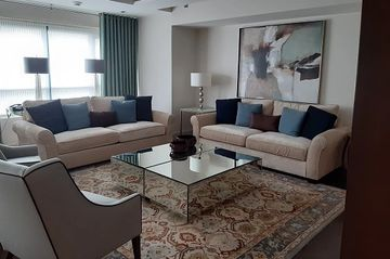 Edades Tower Rockwell Center 4 bedroom unit fully furnished