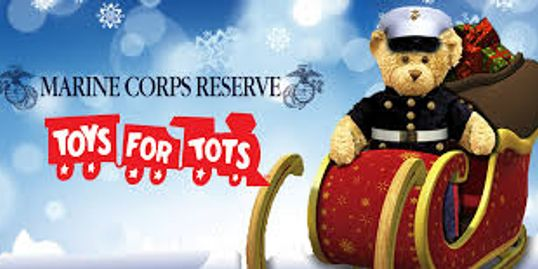 Marine Corp Toys For Tots