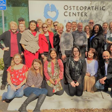 Bio-Well Class at the Osteopathic Center of San Diego 2018