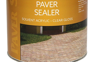 Paver Sealer - Solvent Acrylic