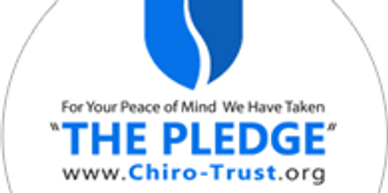 "For your peace of mind, we have taken ""The PLEDGE"" convenient affordable mainstream. Member 2015"