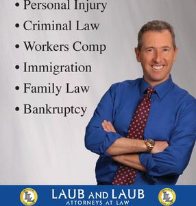 Joe Laub Esq Attorney at law Personal Injury