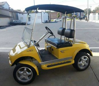 custom golf cart, hand fabricated golf cart body, golf cart lift kit, club car ds