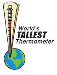 World's Tallest Thermometers