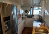 the galley with all new kitchen appliances