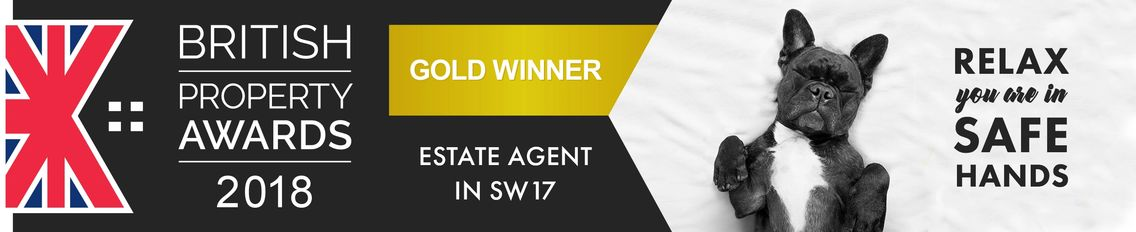 Award winning estate agents Porters SW17