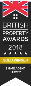 British Property awards Porters Estate Agents Gold winners