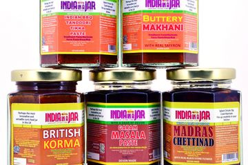 Cooking Pastes, Condiment Paste, Indian Curry Paste