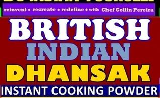 British Indian Dhansak Serves 6 to 8 , North Indian Dhansak curry by India in a Jar . Cooking Indian