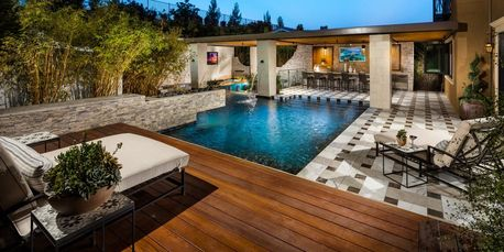 residential pool service in San Diego