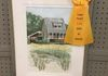 Professional Watercolor Third Place Jan Levasseur Spring Show 2017