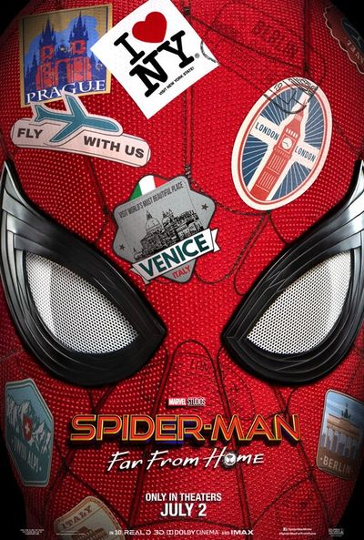 Read my review of Spider-Man: Far From Home here!