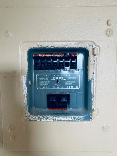FPE electrical panel - replacement needed