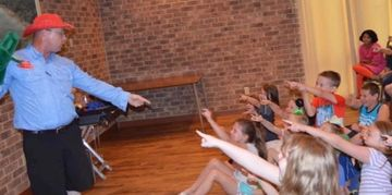 Mitch The Magician Lafayette La Children's Entertainer Birthday Parties/Company Events!