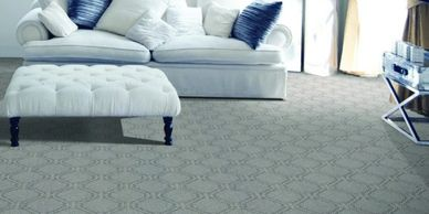 Patterned carpet trends